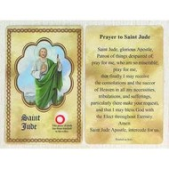 Relic Prayer Card-St. Jude