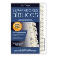 Separadores Biblicos, Bible Tabs Spanish