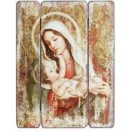 "15"" Child's Touch Decorative Frame, Medium Density Fiberbord"