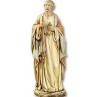 "St. Peter,10.5"" Statue"
