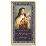 """St Therese the Little Flower 5""""x9"""""""
