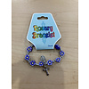 Amethys Rosary Bracelet
