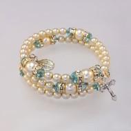 Spiral Rosary Bracelet