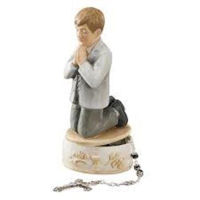 First Communion Boy Keepsake Box