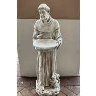 St. Francis of Assisi 44.5 Garden Statue