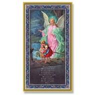 """Guardian Angel Plaque, 5""""X9"""""""