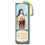 St. Therese Bookmark w/ Tassel