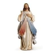 """Divine Mercy Statue 9.5"""""""