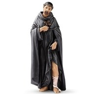 "St. Peregrine Statue, 6.25"""