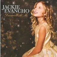 Jackie Evancho Dream with Me CD