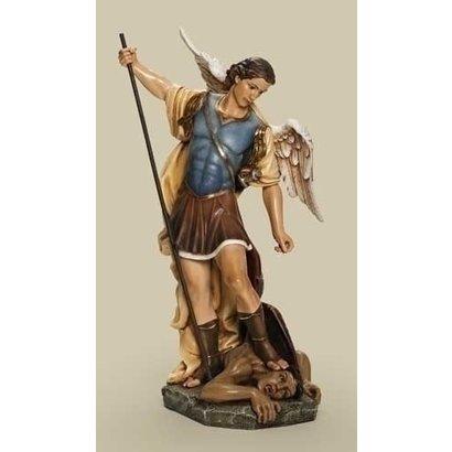 "26.5"" H St. Michael the Archangel Statue"