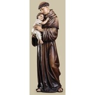 "St. Anthony Statue, 37""H"