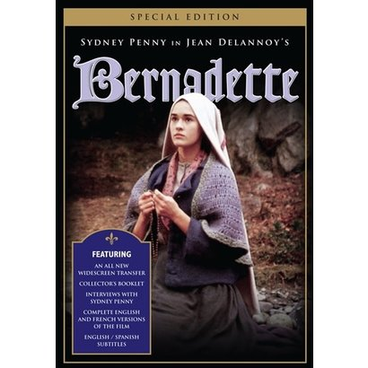 Bernadette Special Edition DVD