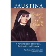 Saint Faustina Saint for Our Times