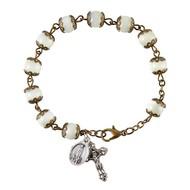 OL of Fatima Rosary Bracelet