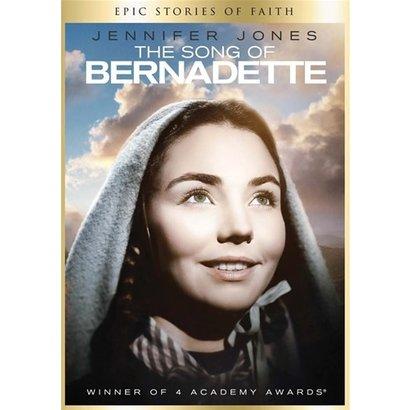 The Song of Bernadette DVD