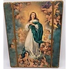 Immaculate Conception Wall Plaque, 8x10