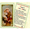 Prayer To St. Anthony Laminated Holy Card Made in Italy
