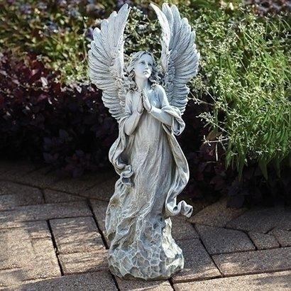 """Angel Outdoor  Statue , 21"""""""