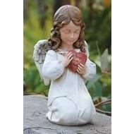"""Memorial Angel , 11.75"""""""