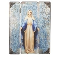 """Our Lady of Grace Panel, 17"""""""