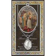 St. Joseph Terror of Demons Pray for Us Medal