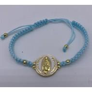 Guadalupe bracelet in light blue