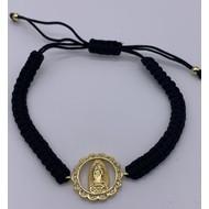Guadalupe Bracelet in Black