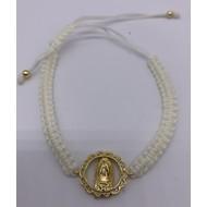 Guadalupe Bracelet in White