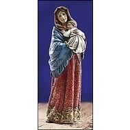 "Madonna Of The Streets Figurine 73/4"""