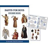 Saints for Boys Sticker Book