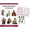 Saints for Girls Sticker Book
