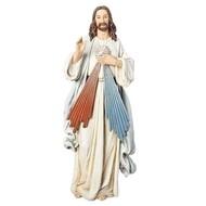 """Divine Mercy Statue 18.5"""""""