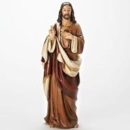 "Sacred Heart Statue 18"""