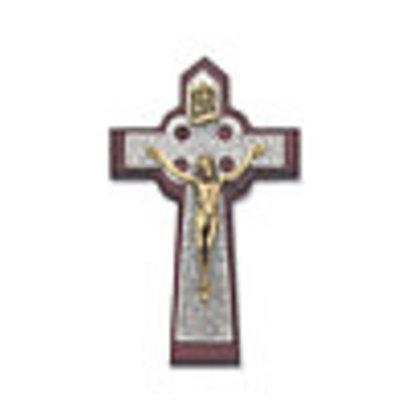 """Celtic Crucifix , 5 3/4"""""""