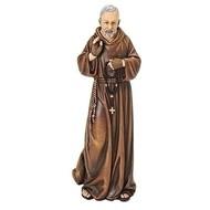 """Padre Pio Statue 6"""""""