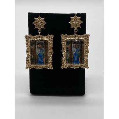 Madonna   Vintage Dangle Earrings