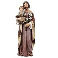 """St. Joseph & Baby Jesus, 25"""" H"""