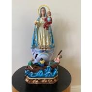 """Our Lady of La Caridad del Cobre Statue, 20"""""""