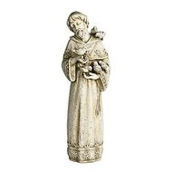 """St. Francis Outdoor Statue, 23"""""""