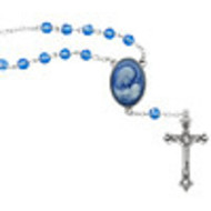 Madonna and Child Auto Rosary