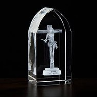 Gift of The Spirit Etched Glass