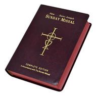 New St. Joseph Sunday Missal