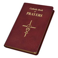 Catholic Book of Prayers, Large Type - Bonded Leather