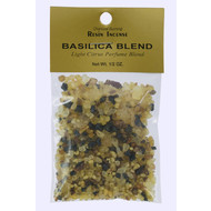Basilica Blend Resin Incense 1/2 oz. Pkgs.