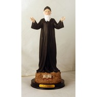 "St. Charbel Statue, 12"""
