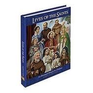 Lives of the Saints, an Illustrated History for Children