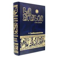 La Biblia Latino America bible in spanish large print
