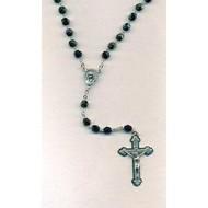 Rosary, Black Christal