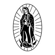 Our Lady of Guadalupe Auto Decal